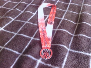 p-r medaille